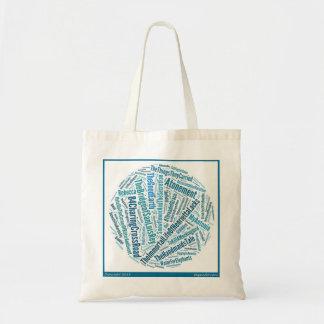 Knit Yarn Book bookclub tote