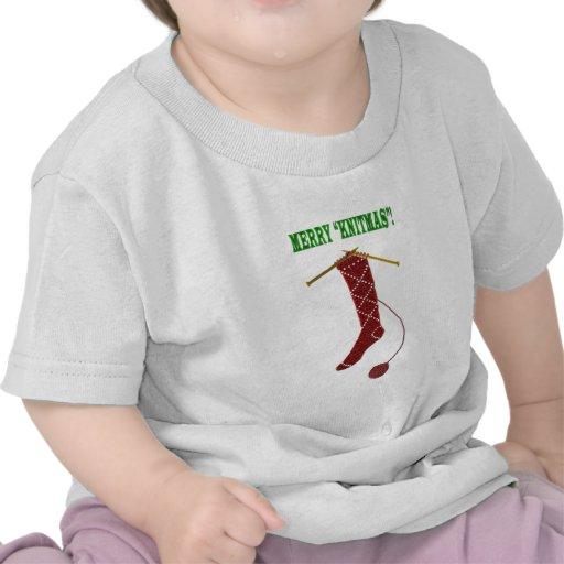 Knitmas Tee Shirt
