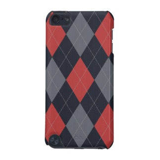 Knitted Argyle  iPod Touch (5th Generation) Case