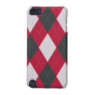 Knitted Argyle Ipod Case iPod Touch 5G Case