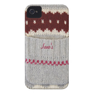 Knitted Fashion iPhone 4 Cases
