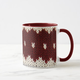 Knitted Fashion Mug