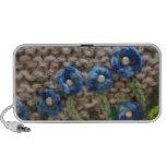 knitted garden portable speaker