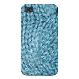 Knitted iPhone 4 Cover