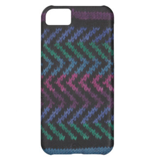 Knitted iPhone case black blue purple green pink Case For iPhone 5C