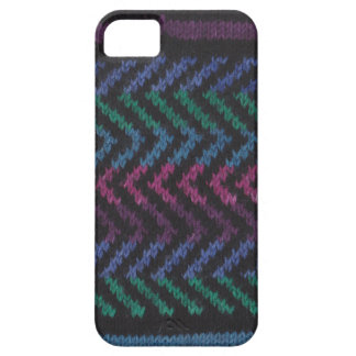 Knitted iPhone case black blue purple green pink iPhone 5 Covers