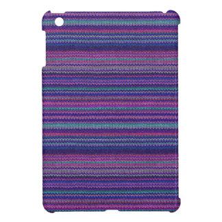 Knitted Print iPad Mini Covers