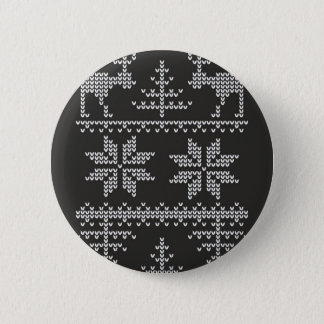 knitted sweater pattern button
