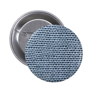 Knitted wool texture 2 inch round button