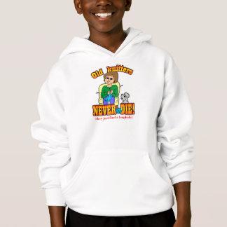 Knitter Hoodie