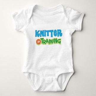 Knitter in Training Kids Shirt