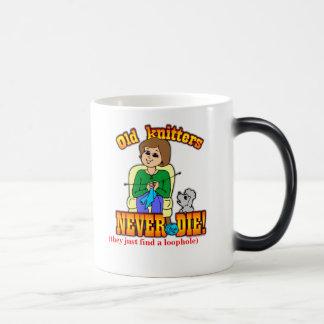 Knitter Magic Mug