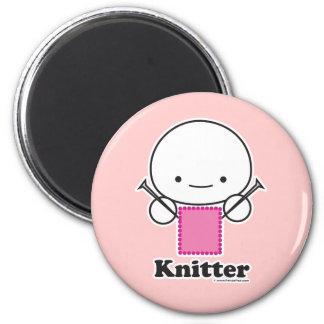 Knitter Magnet (more styles)