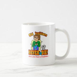 Knitter Coffee Mug