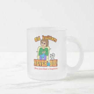 Knitter Mugs