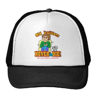 Knitter Trucker Hat