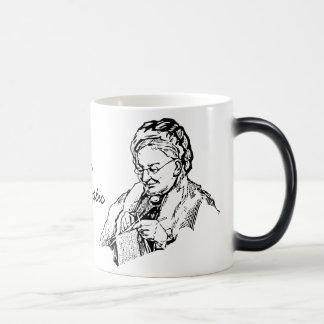 Knitting: a post-apocalyptic life skill coffee mug