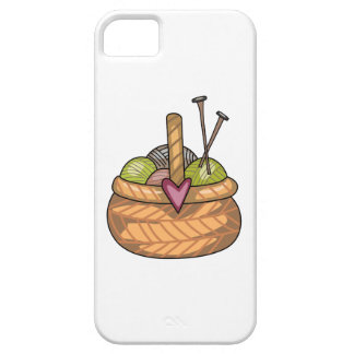 KNITTING BASKET iPhone 5 CASE