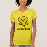 Knitting Chick Tees