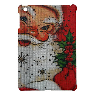 Knitting Design: Santa with Holly Cover For The iPad Mini