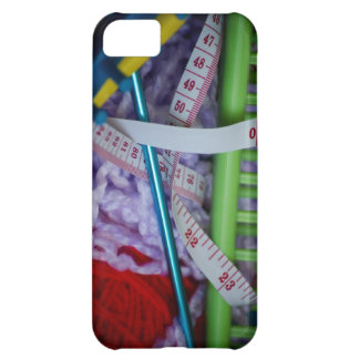 Knitting Essentials iPhone Barely There Case