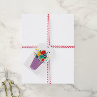 Knitting Gift or Business Gift Tags