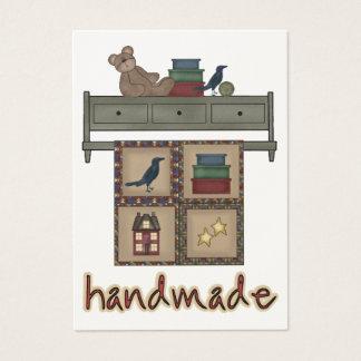 Knitting / Handmade / Crafter Business Card - SRF