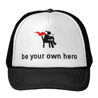 Knitting Hero Trucker Hat