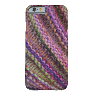 Knitting in Sunset Colours iPhone 6 Case