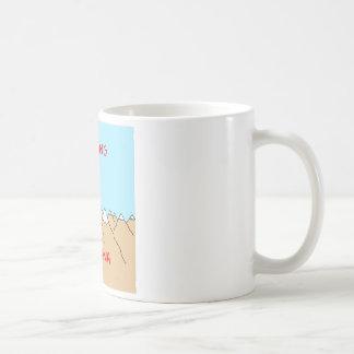 knitting is knirvana guru classic white coffee mug