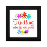 Knitting is Special Gift Boxes