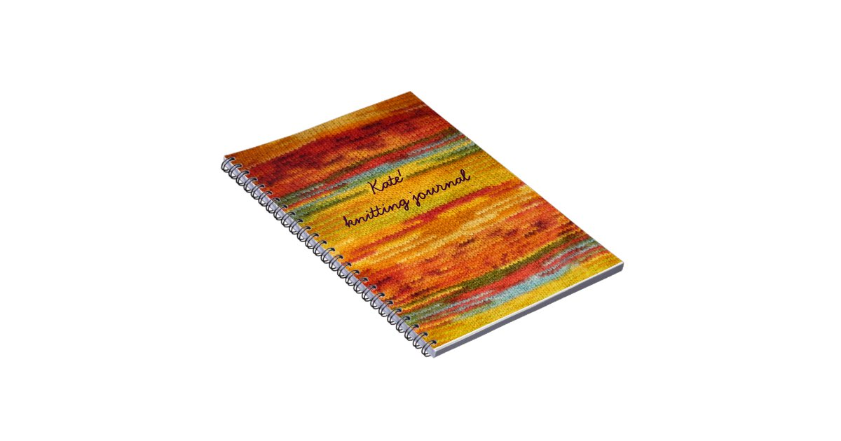 Knitting Journal App : Knitting journal zazzle