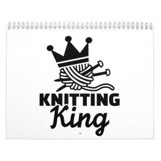 Knitting king calendar
