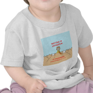 knitting knirvana lambspun t shirt