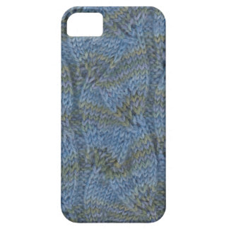 Knitting leaf lace sock for iPhone iPhone 5 Cover