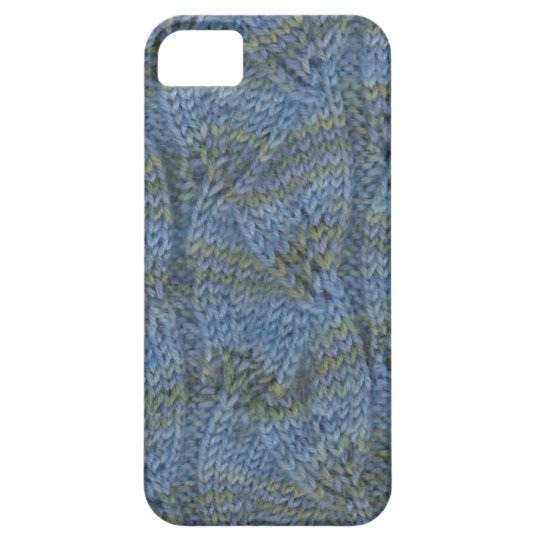 Knitting leaf lace sock for iPhone iPhone SE/5/5s Case