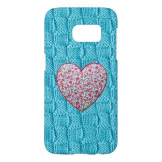 Knitting Love Galaxy Case