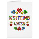 Knitting Lover Card