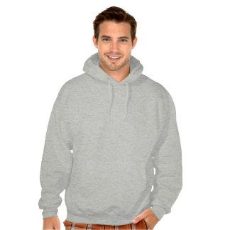 Knitting machine padded Sweatshirt hood