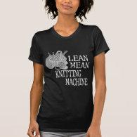 Knitting Machine Tee Shirt