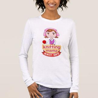 Knitting Mama Long Sleeve T-Shirt