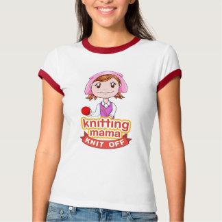 Knitting Mama T-Shirt
