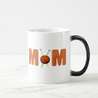 Knitting Mom Mothers Day Gifts Mug