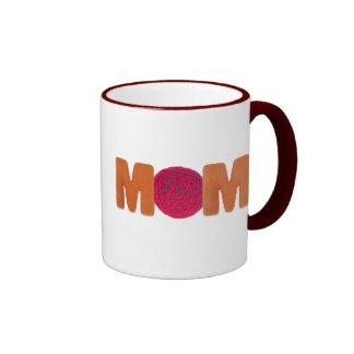 Knitting Mom Mothers Day Gifts Coffee Mugs