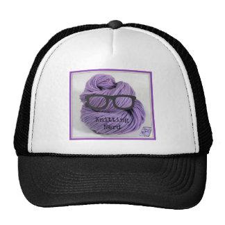 Knitting Nerd Trucker Hat