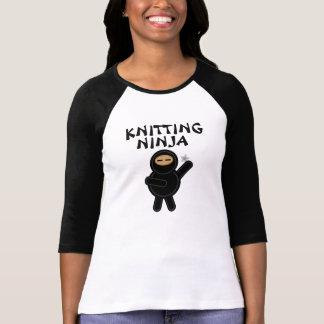 Knitting Ninja T-shirts