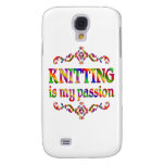 Knitting Passion Galaxy S4 Case