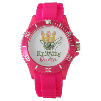 Knitting Queen Watches