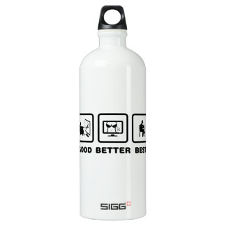 Knitting SIGG Traveler 1.0L Water Bottle