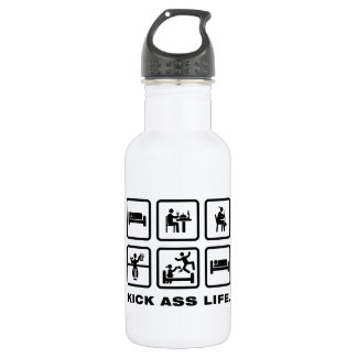 Knitting Stainless Steel Water Bottle